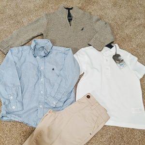 Boys Clothes, Size 4